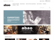 screenshot http://www.abaobxl.be abao librairie bouquinerie