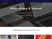 screenshot http://www.abc-ordi.com abc-ordi création site internet chambery