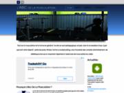 screenshot http://www.abcdelamusculation.com abc de la musculation