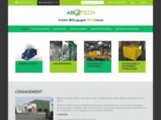 screenshot http://www.abotech.fr/ abotech : chaudronnerie industrielle, construction de machines spéciales , sous-traitance de pièces