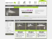 screenshot http://abri-pliant.com/ abri pliant