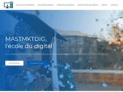 L'école Mastmktdig, l'excellence du digital