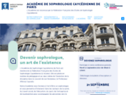 Ecole sophrologie, formation psychothérapie Paris