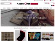 screenshot https://www.accessoiresengros.com Grossiste bijoux