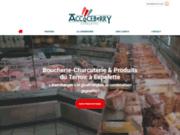 Accoceberry, boucherie-charcuterie-traiteur en Pyrénées-Atlantiques