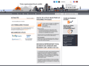 screenshot http://www.accrediteco.fr/ bienvenue-accréditéco