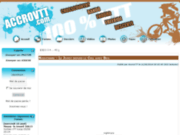 screenshot http://www.accrovtt.com/ accrovtt - sorties vtt rando, enduro, freeride, dh