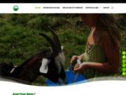 screenshot https://www.accueil-paysan-occitanie.com/ camping à la ferme