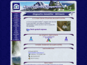 screenshot http://www.ace-alpes.fr alpes cabinet d'expertises