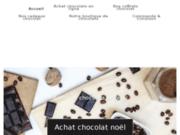 Achat de chocolats pour noel