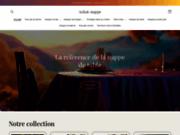 screenshot http://www.achat-nappe.com achat-nappe.com : linge de maison