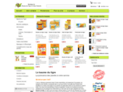 screenshot http://www.achatbaumedutigre.com baume du tigre