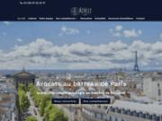 Votre cabinet d'avocats à Paris