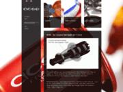 screenshot http://acse-parts.fr acse - fabricant français de moyeux vtt
