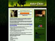 Acte Chien, dressage et pension