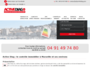 Diagnostic avant travaux sur Marseille