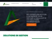 screenshot http://www.activit.fr/ activ'it - logiciels sage pour l'entreprise