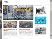 screenshot http://www.acycles.fr matériel vtt