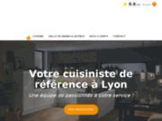 Cuisines et aménagement intérieur sur mesure à Lyon