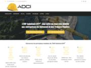 screenshot http://www.adci.fr/pages/solutions.php solutions btp :gérez votre préparation de chantier