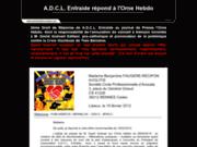 A.D.C.L Entraide répond à l'Orne Hebdo