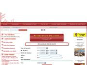 screenshot http://www.adelie-immobilier.com adelie immobilier