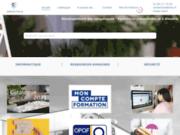 screenshot http://www.adhara.fr/centre-formation-parishaussmannopera.aspx atao - centre qualifié opqf - centre de formation