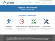 screenshot http://www.adilade.com adilade