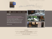 screenshot http://www.adm-menuiserie.com artisan menuisier