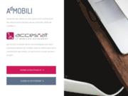 screenshot http://www.admobili.fr admobili - votre partenaire mobilier chr