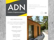screenshot http://www.adn-espaces-exterieurs.com/ dallage proche la roche sur yon, vendée 85