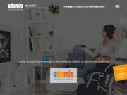 screenshot http://adomis-belfort.com/ Adomis Belfort