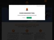 screenshot http://www.adrenalinexperience.fr/ AdrenalineXperience parachutisme