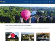 screenshot http://www.aerfun.com aerfun montgolfiere france - vol montgolfière