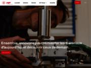 screenshot http://www.aet-technologies.fr aet technologies