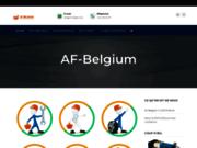 Un service personnalisé avec www.af-belgium.be/fr/