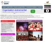 screenshot http://www.affaires-event.com affaires-event
