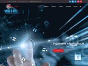 screenshot http://www.affidesconsulting.com/ ingénierie informatique