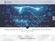 screenshot http://www.afitec.fr/ expertise comptable