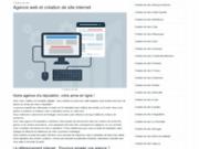 screenshot http://www.aformaclic.fr dépannage informatique nantes, saint-nazaire, la baule