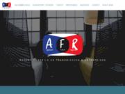 screenshot https://www.afr-sasu.fr/ Entreprise a reprendre