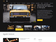 screenshot http://agadirvoiture.com castor cars location voiture agadir, casablanca