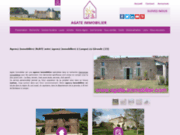 Agence immobilière Agate immobilier