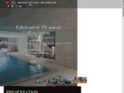 AGATH : téléviseurs pour cuisine, salle de bains, spa...