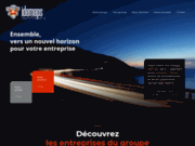 screenshot http://www.agecom.fr/ agecom : partenaire xerox et fournisseurs de solutions informatiques et bureautiques, 92