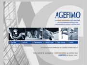 screenshot http://www.agefimo.fr financement immobilier au meilleur taux.
