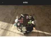 screenshot http://www.agence-enko.com agence enko