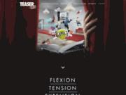 screenshot http://www.agence-teaser.com agence teaser