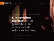 screenshot http://www.agencedecommunication.net Agence de communication web