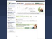 screenshot http://www.agencedesseniors.com maison de retraite - agence des séniors